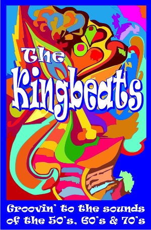 The kingbeats poster