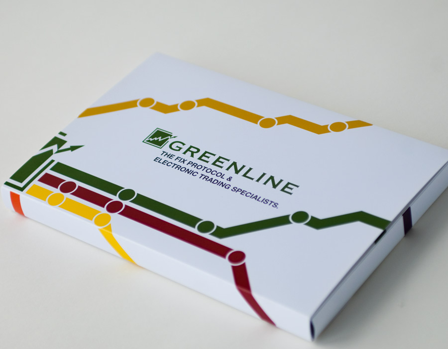 Greenline financial technologies business materials
