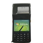 Handheld thermal printer with gprs gps 1d thumb